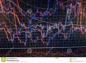 Modern Charts And Graphs World Economics Graph Finance Concept Forex Stock Market