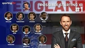 England squad selector: Picking Gareth Southgate's ...