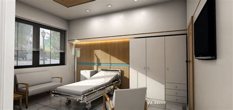 hospital interiors amr sallakh
