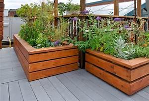 32 Raised Wooden Garden Bed Designs  U0026 Examples