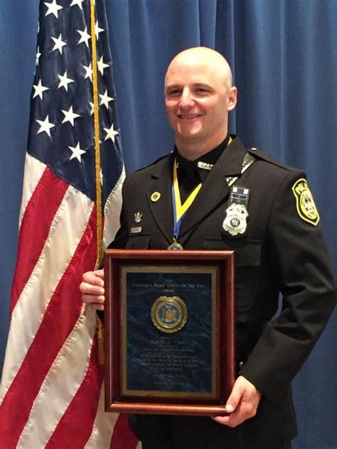 governor cuomo recognizes johnson city patrolman