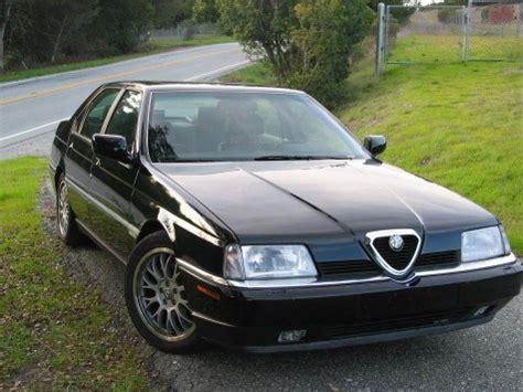 1995 Alfa Romeo 164 by 1995 Alfa Romeo 164 Ls Classic Italian Cars For Sale