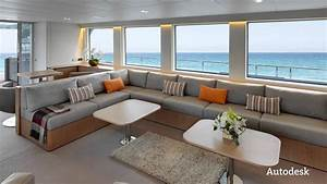 Autodesk Product Design Suite   Smi Group  Yacht Interiors