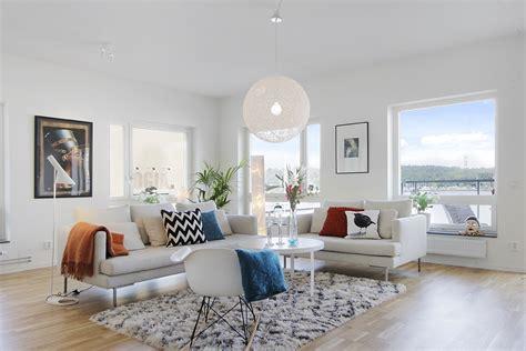Scandinavian Style Apartment Fragility, Sensitivity And