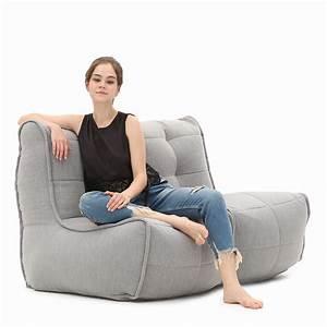 2, Seater, Grey, Sofa
