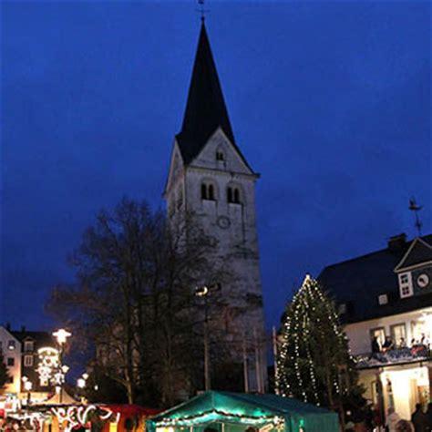 Stadt Wiehl  Termin Offenes Singen In Der Adventszeit