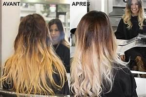 Tie And Dye Blond Cendré : derniere tendance coiffure femme idee coiffure cheveux court pour noel merignac ~ Melissatoandfro.com Idées de Décoration