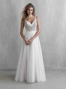 madison james wedding dresses modwedding With madison james wedding dresses