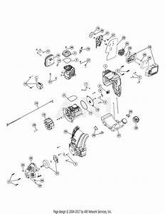 Troy Bilt Tb146ec 21ck146g966  21ck146g966 Tb146ec Parts Diagram For Engine Assembly