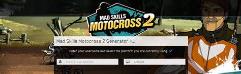 mad skills motocross cheats mad skills motocross 2 hack get lots of rocket right