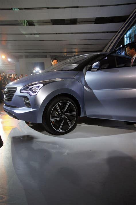 Hyundai Hnd 7hexa Space Concept Unveiled In New Delhi