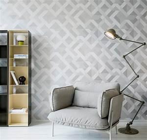 Tapete Geometrische Muster : geometrische tapete path von hookedonwalls 3122 ~ Sanjose-hotels-ca.com Haus und Dekorationen