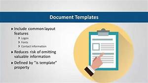 User Guide  Document Templates