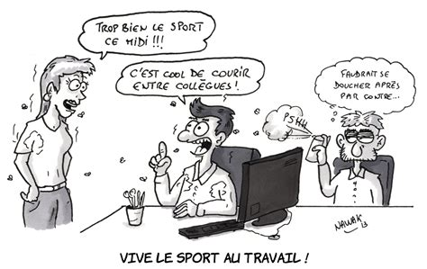 sport au bureau rh archives nawak illustrations