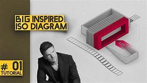 Big Inspired Axonometric Diagrams
