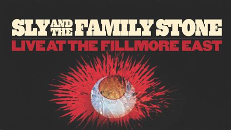 funk u 187 sly and the family live at the fillmore