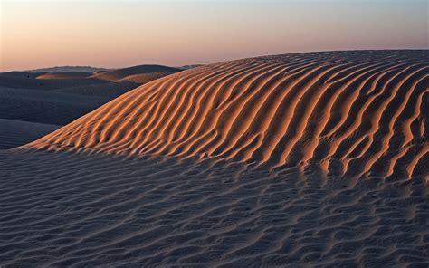 Download Wallpaper 3840x2400 Desert Sand Dunes Hills