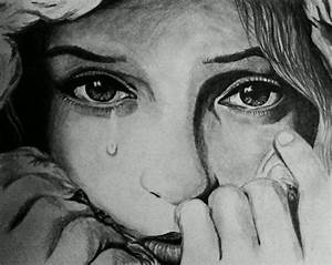 Sad Face Crying Drawing | Tattoo Ideas | Pinterest | Sad ...