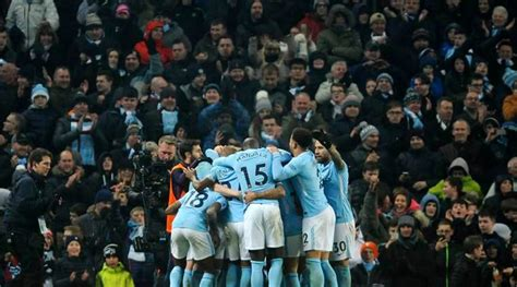 Manchester City beat Tottenham Hotspur 4-1: As it happened ...
