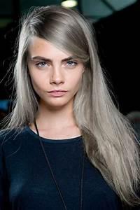 Lange Glatte Haare : graue haare der neue trend ~ Frokenaadalensverden.com Haus und Dekorationen