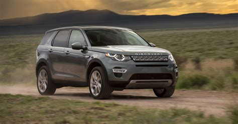 Land Rover Car : 2015 Land Rover And Range Rover New Cars