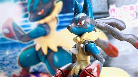 ポケモンプラモ #35 メガルカリオ Pokemon Plamo Mega Lucario