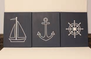 easy nautical wall decor for your to practice the latest