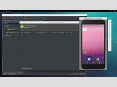 Install Android Studio on Fedora 26 CIALUNET