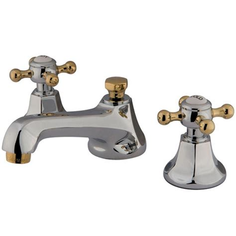 Kingston Brass 8 In Widespread 2handle Midarc Bathroom