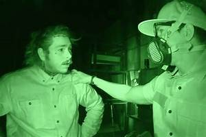 Post Malone Guests on 'Ghost Adventures' | HYPEBEAST