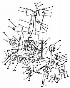 Mclane Edger Parts