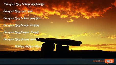 Inspirational Quote Wallpaper by Inspirational Wallpaper Quote By William Arthur Ward