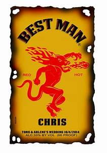 Cinnamon flavored Whiskey Style Bottle Labels! 750ML size ...