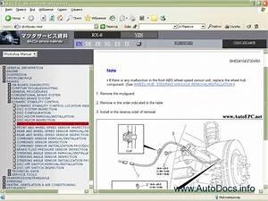 Mazda Rx8 Service Manual Repair Manual Order  U0026 Download
