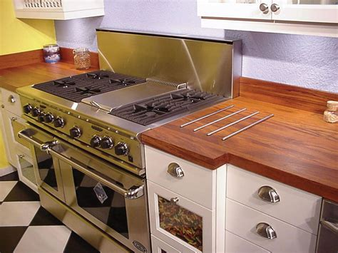 kitchen island countertop wooden kitchen countertops for a trendy look