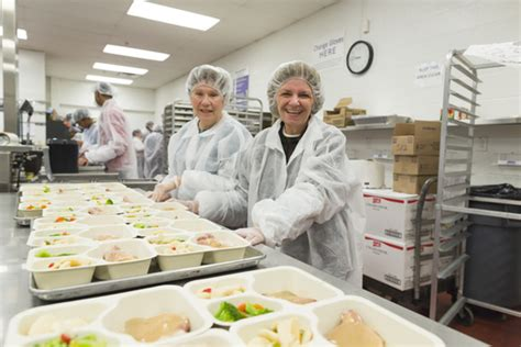 Greater Cleveland Food Bank Kitchen