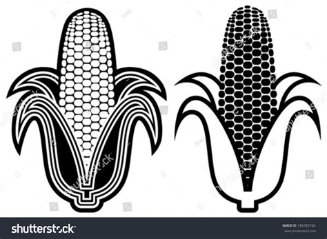 Corn Images Black And White