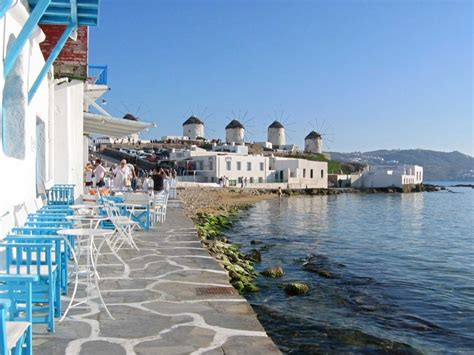Boat From Athens To Mykonos by Day Trip To Mykonos Island Greece Ferry Tickets