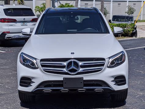 It's offered in four trim levels. Pre-Owned 2019 Mercedes-Benz GLC GLC 300 AWD 4MATIC Sport Utility