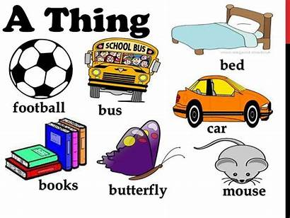 Nouns Thing Place