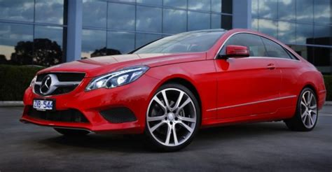 E Car Price by Mercedes E Class Coupe And Convertible Review Caradvice