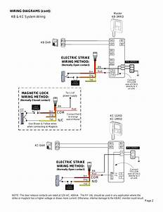 Wiring Diagrams  Cont   Kb  U0026 Kc System Wiring  Electric