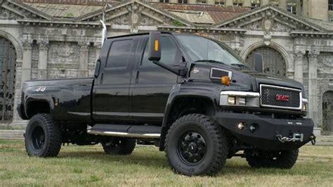 2007 Gmc Topkick 4x4 Transformer Ironhide Pickup