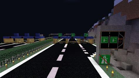 Highway City (based On Croatian Traffic Signs) Minecraft