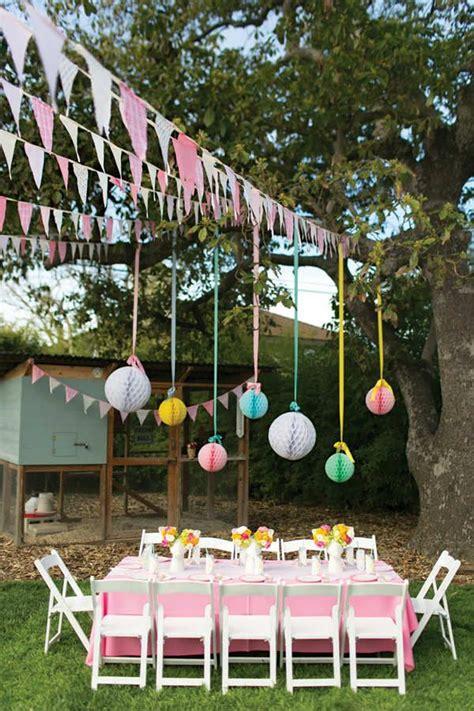 Garden Decoration For Birthday by 10 Backyard Ideas Garden
