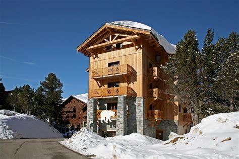 chalet de l ours arc 2000 location 6 personnes aux arcs alpes du nord montagne vacances