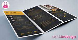 Trifold corporate brochure stockindesign for Stockindesign