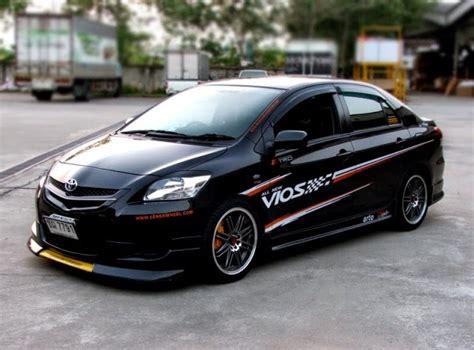 Modifikasi Toyota Vios kumpulan modifikasi toyota vios terbaru 2016