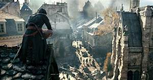 Watch 11 minutes of new Assassin's Creed: Unity gameplay ...
