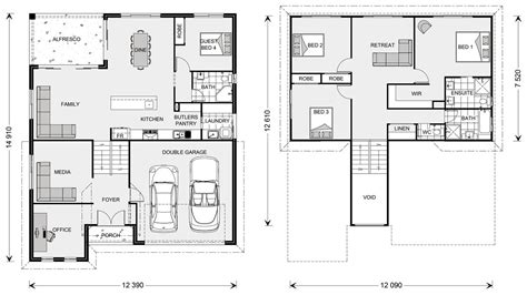tri level house plans 1970s laguna 278 split level home designs in south wales